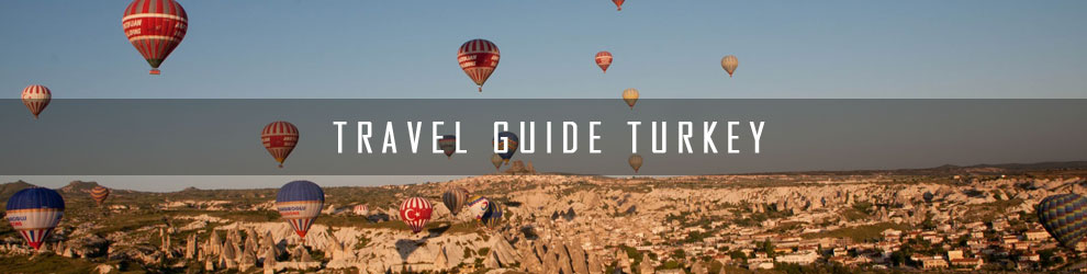 travel guide of turkey
